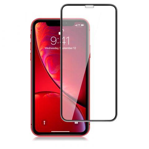 5D Защитное стекло iPhone XR Black