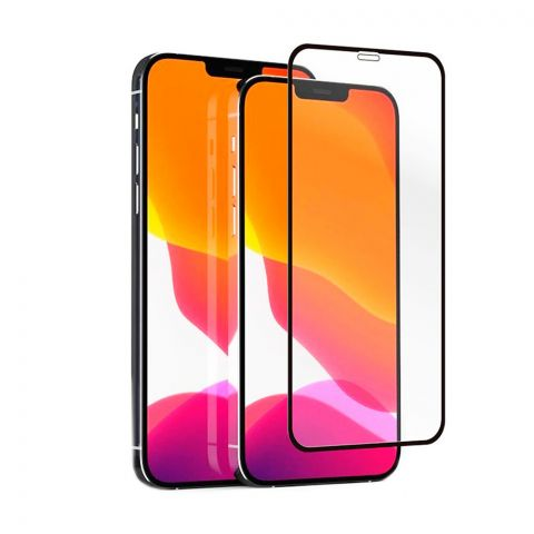 6D Защитное стекло iPhone 12 Pro Max Full Glue