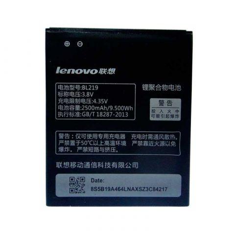 Аккумулятор Lenovo A850+, A880, A916 / BL219 (2500mAh)