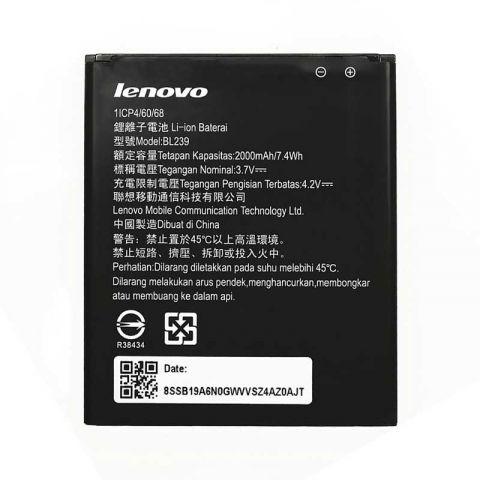 Аккумулятор Lenovo A399 / BL239 (2000mAh)