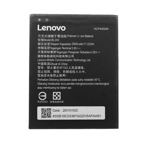 Аккумулятор Lenovo K3 Note K50-T5, A5500, A5600, A7000, A7600 / BL243 (2900mAh)