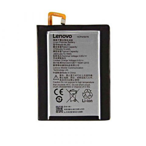 Аккумулятор Lenovo Vibe S1 Lite / BL260 (2700mAh)