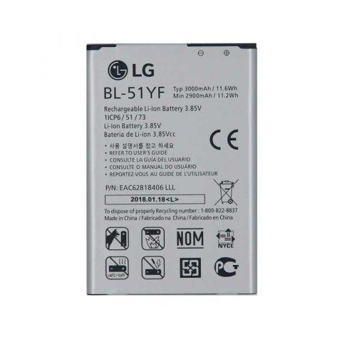 Аккумулятор LG G4, G4 Stylus, H815, H811 (BL-51YF) (3000mAh)