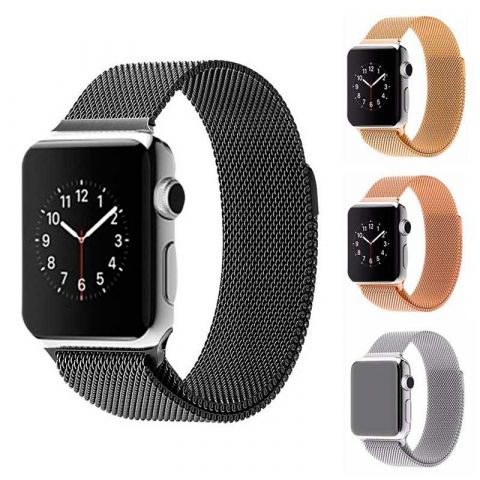 Ремешок для Apple Watch 42mm/44mm Milanese Loop Metal