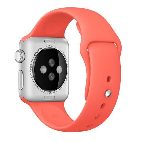 Ремешок для Apple Watch 38mm/40mm Sport Band-Apricot