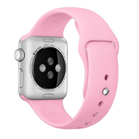 Ремешок для Apple Watch 38mm/40mm Sport Band-Candy Pink