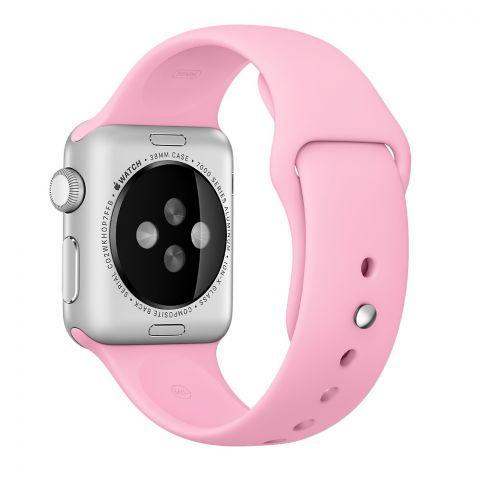 Ремешок для Apple Watch 42mm/44mm Sport Band-Candy Pink