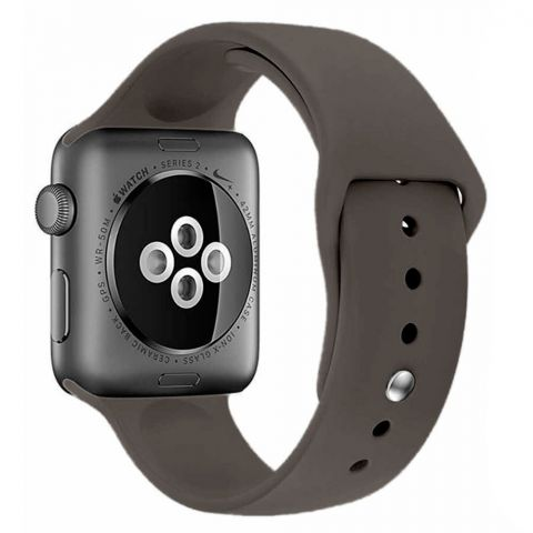 Ремешок для Apple Watch 38mm/40mm Sport Band-Cocoa