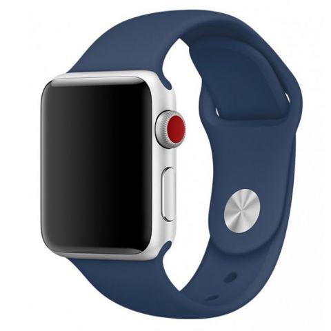 Ремешок для Apple Watch 38mm/40mm Sport Band-Dark Midnight