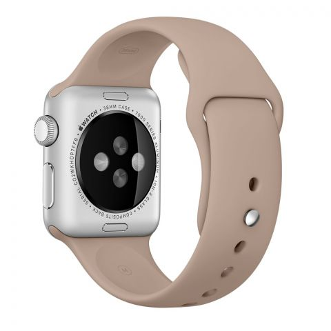 Ремешок для Apple Watch 38mm/40mm Sport Band-Pebble