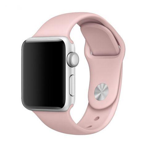 Ремешок для Apple Watch 38mm/40mm Sport Band-Pink Sand