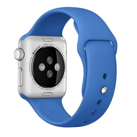 Ремешок для Apple Watch 42mm/44mm Sport Band-Royal Blue