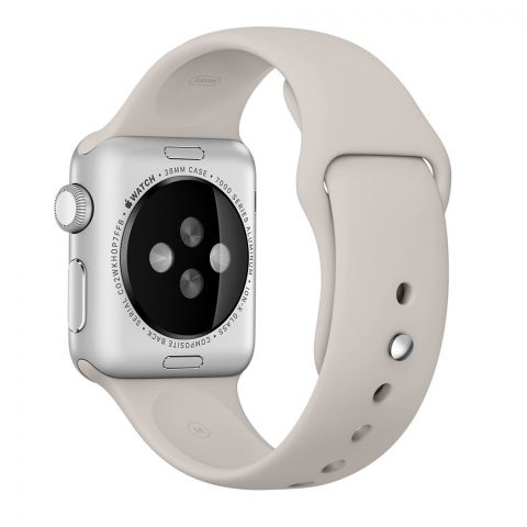 Ремешок для Apple Watch 38mm/40mm Sport Band-Stone