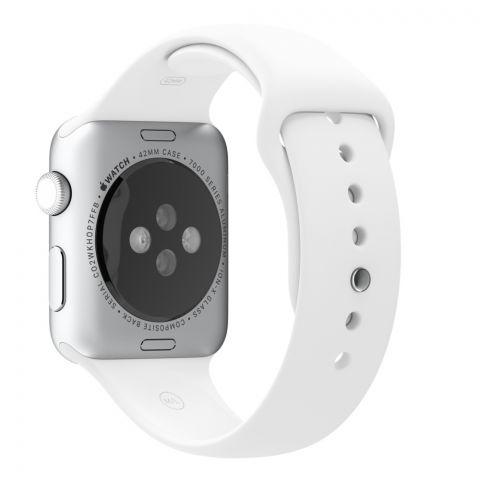 Ремешок для Apple Watch 42mm/44mm Sport Band-White