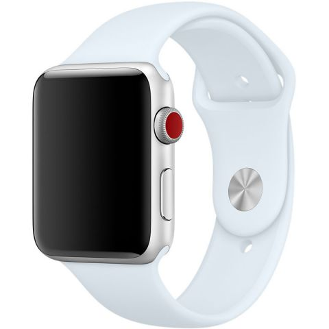 Ремешок для Apple Watch 42mm/44mm Sport Band-Sky Blue