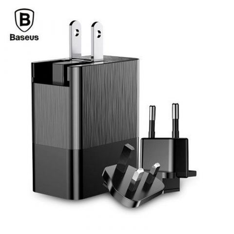 Сетевое зарядное устройство Baseus Duke Universal Travel Charger 3.4A 3USB