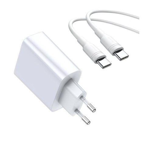 Сетевое зарядное устройство Baseus Speed PPS Quick Charge 30W с кабелем Type-C to Type-C в комплекте