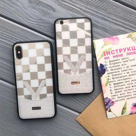 Чехол для iPhone XS Max Brilliant Angel-Silver