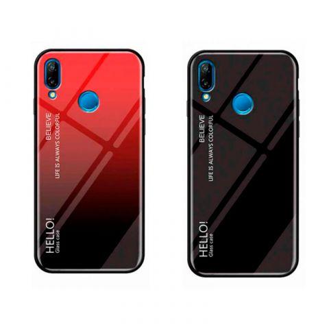 Чехол на Huawei P Smart 2019 Hello Glass