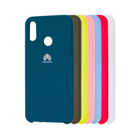 Чехол на Huawei P Smart Plus Soft Touch Silicone Cover