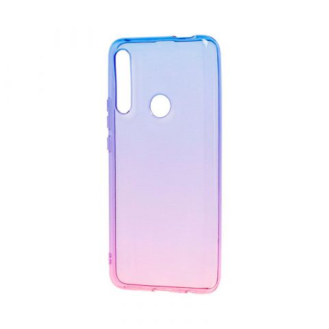 Чехол на Huawei P Smart Z Gradient Design-Pink/Blue