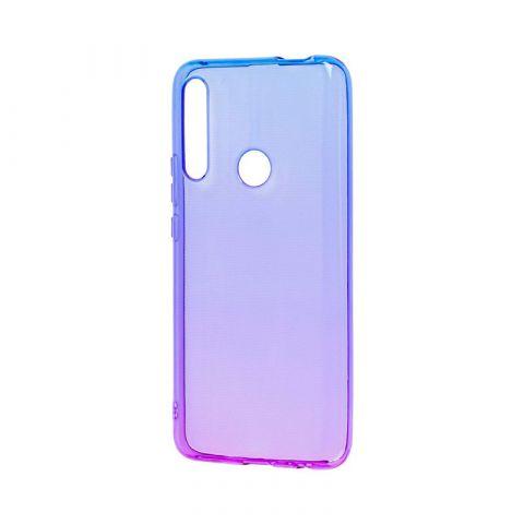 Чехол на Huawei P Smart Z Gradient Design-Violet/Blue