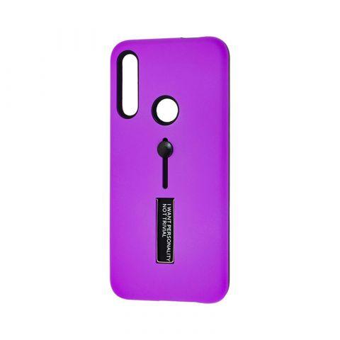 Чехол на Huawei P Smart Z Kickstand-Violet