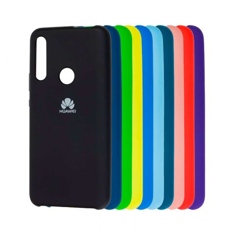 Чехол на Huawei P Smart Z Soft Touch Silicone Cover