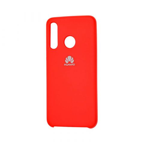 Чехол на Huawei P30 Lite Silicone Cover Soft Touch-Dark Red