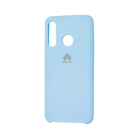 Чехол на Huawei P30 Lite Silicone Cover Soft Touch-Lilac