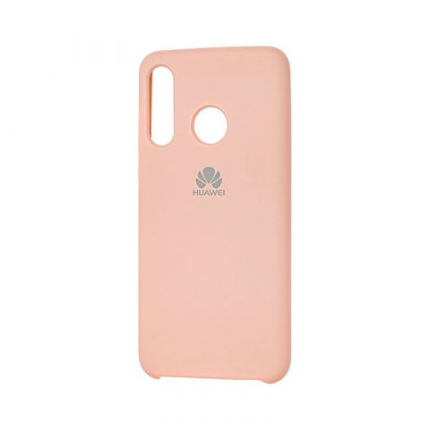 Чехол на Huawei P30 Lite Silicone Cover Soft Touch-Pink Sand