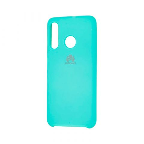 Чехол на Huawei P30 Lite Silicone Cover Soft Touch-Turquoise