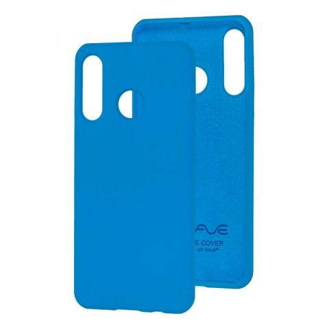 Чехол на Huawei P30 Lite Wave Color Full-Blue