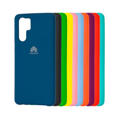 Чехол на Huawei P30 Pro Silicone Cover Soft Touch