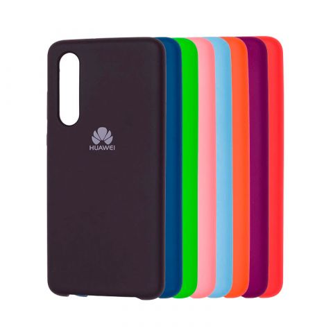 Чехол на Huawei P30 Silicone Cover Soft Touch