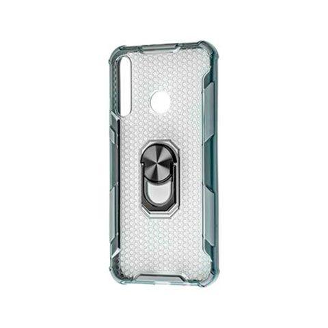 Противоударный чехол для Huawei P40 Lite E CrystalRing-Gray