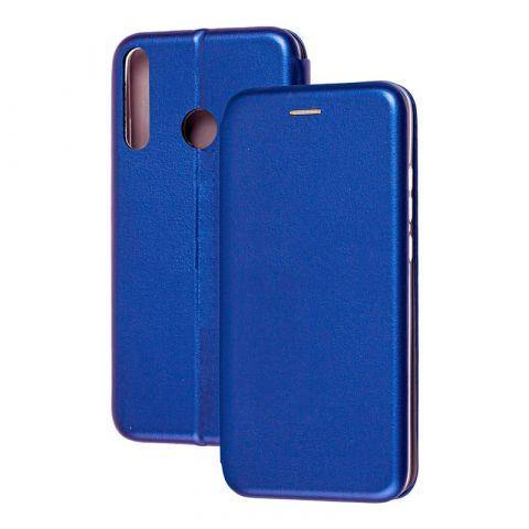 Чехол-книжка для Huawei P40 Lite E Premium-Blue