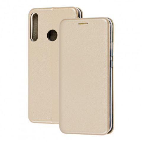 Чехол-книжка для Huawei P40 Lite E Premium-Gold