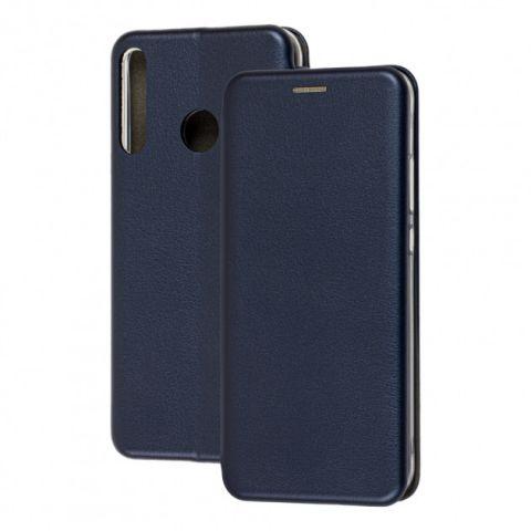 Чехол-книжка для Huawei P40 Lite E Premium-Midnight Blue