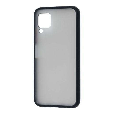 Чехол для Huawei P40 Lite LikGus Maxshield-Black/Red