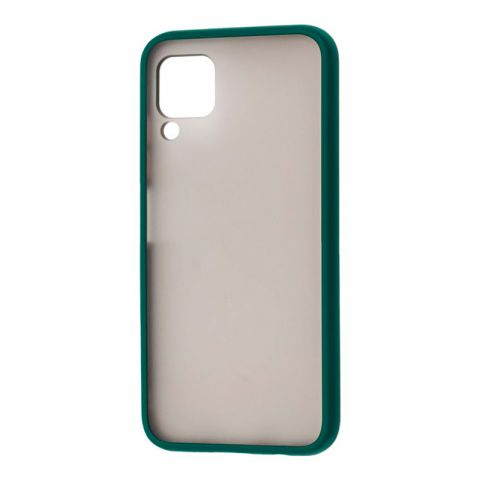 Чехол для Huawei P40 Lite LikGus Maxshield-Dark Olive