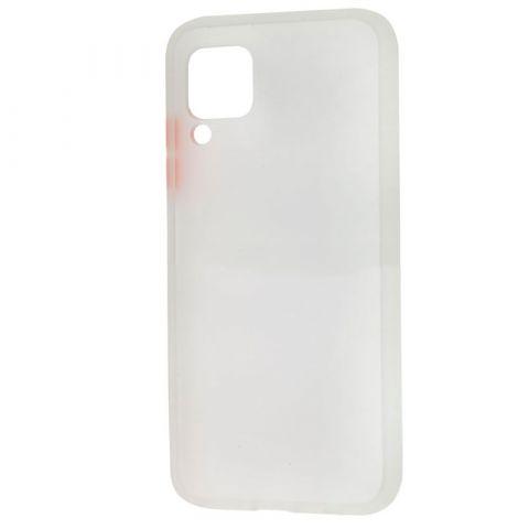 Чехол для Huawei P40 Lite LikGus Maxshield-White