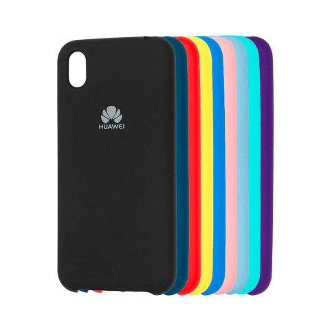 Чехол на Huawei Y5 2019 Soft Touch Silicone Cover
