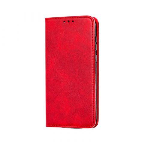 Чехол-книжка на Huawei Y6 2019 Magnet-Red