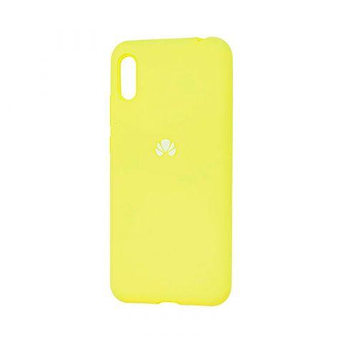 Чехол на Huawei Y6 2019 Silicone Full-Lemonade