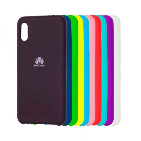 Чехол на Huawei Y6 2019 Soft Touch Silicone Cover