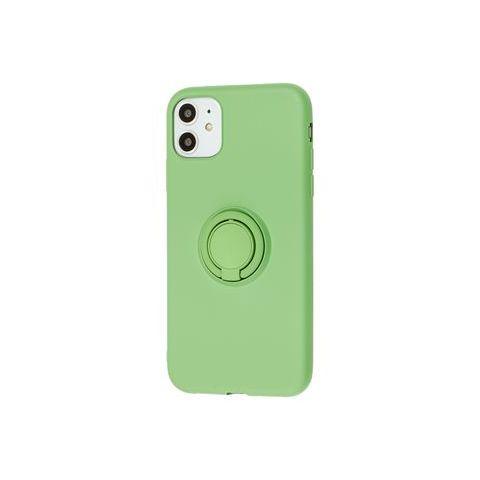 Чехол для iPhone 11 ColorRing-Green