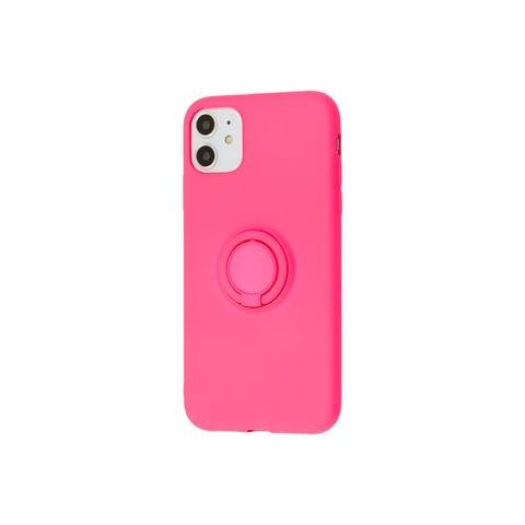 Чехол для iPhone 11 ColorRing-Pink