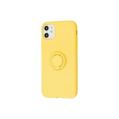 Чехол для iPhone 11 ColorRing-Yellow