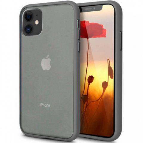 Чехол для iPhone 11 LikGus Maxshield-Gray